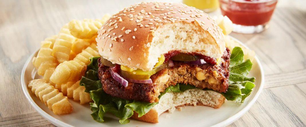 MorningStar Farms Releases New Vegan Cheezeburger