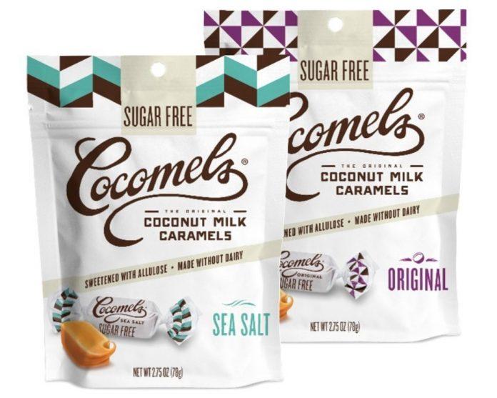 Cocomels Unveils New Sugar Free, Vegan Coconut Milk Caramels