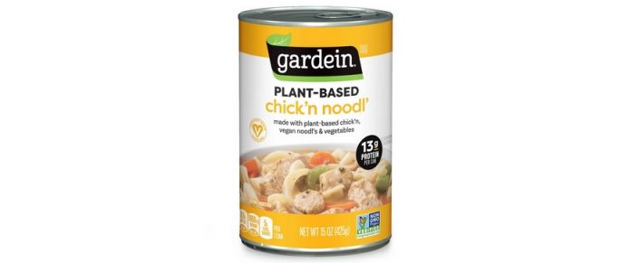 Gardein Introduces New Vegan Chick'n Noodl' Soup As Part Of New Plant-Based Meat Alternative Soups Lineup
